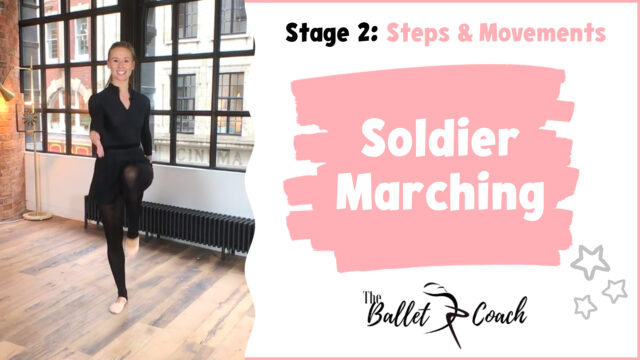 Stage 2 Soldier Marching