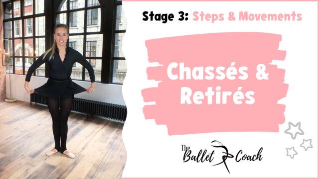 Stage 3 Chassés & Retirés