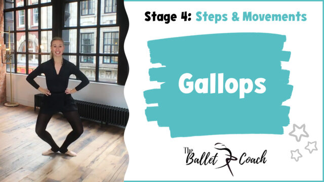 Stage 4 Gallops