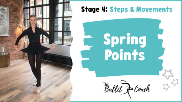 Stage 4 Spring Points