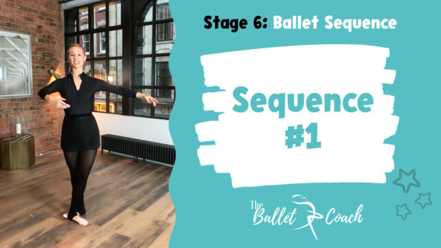 Stage 6 Sequence One