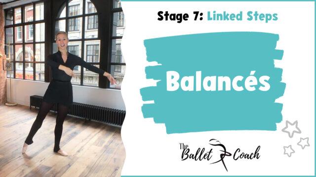 Stage 7 Balancés
