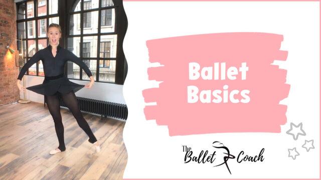 B2 - Ballet Basics