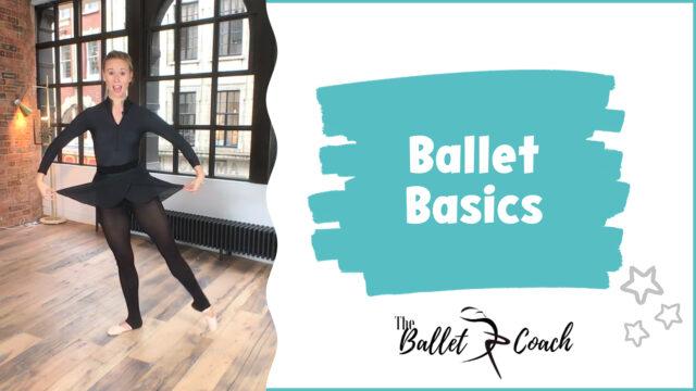 B1 - Ballet Basics