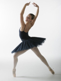 Sarah age 17 -English National Ballet School. 2004